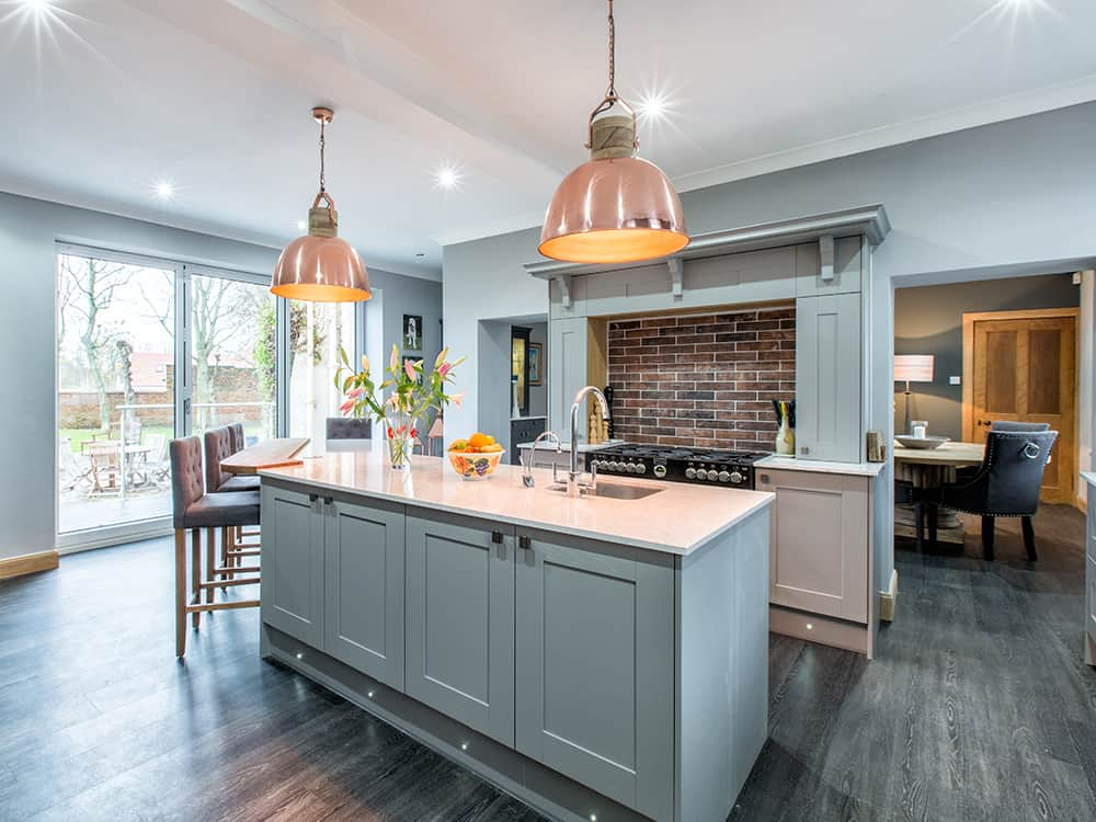 painted kitchen 3 - Homeworld on Houzz!