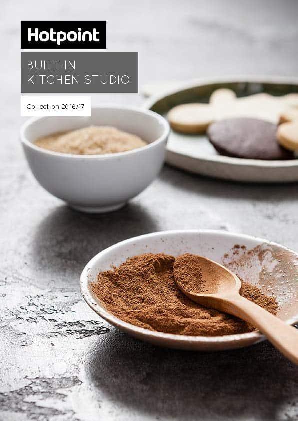 Hotpoint Kitchen Studio Brochure 2016 Page 01 - hotpoint