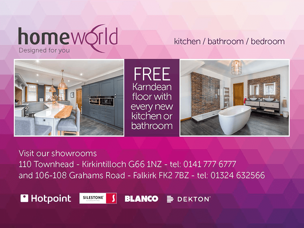 Homeworld Biz Ad homepage 3 - Homepage - Kitchen Showroom Kirkintilloch and Falkirk