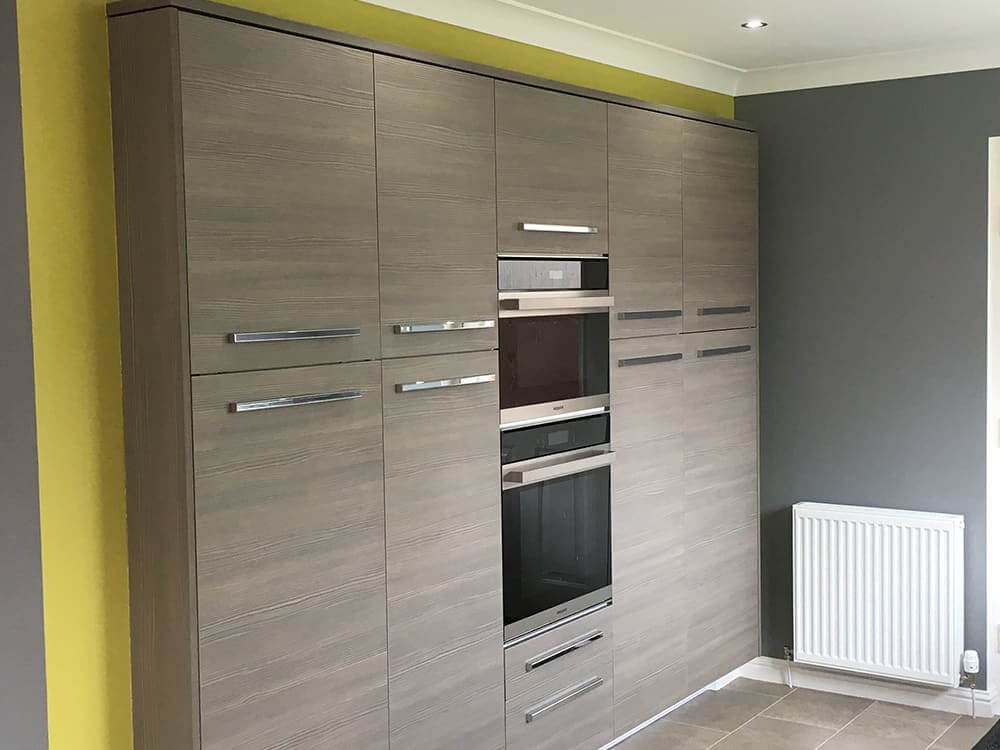 wood gloss kitchen 2 - Design Consultation