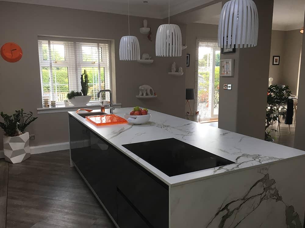 Untitled 2 - Bruce McRaes New White Gloss Kitchen