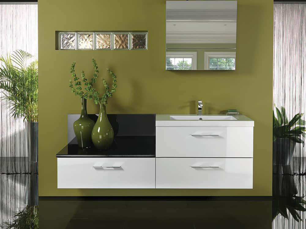 Modular - Image Gloss White