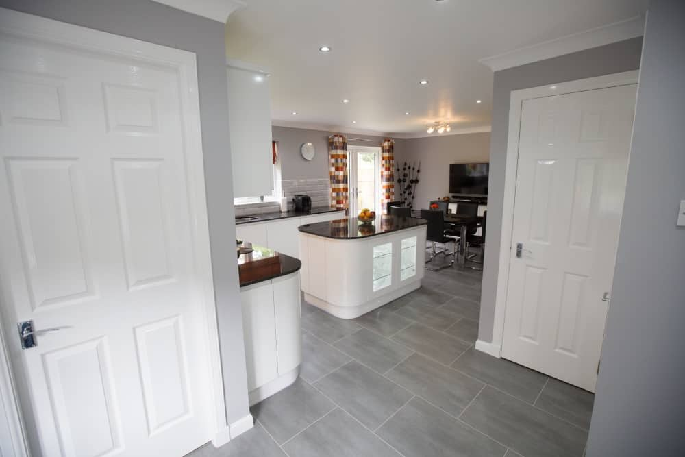 kitchen ideas white gloss11 1 - Mr and Mrs Pollards White Gloss Kitchen