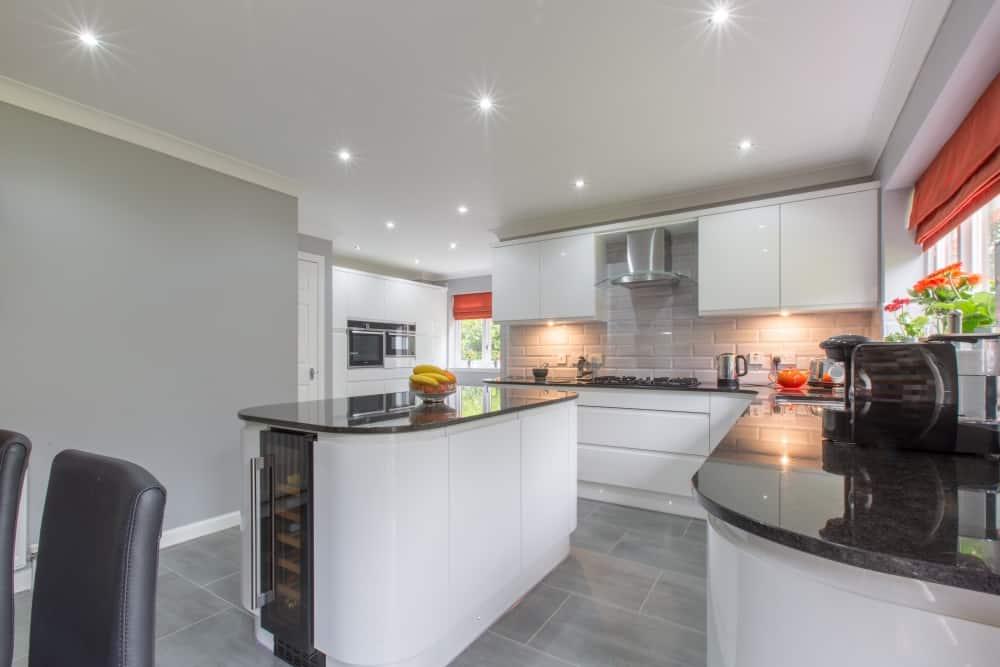 kitchen ideas white gloss16 1 - Mr and Mrs Pollards White Gloss Kitchen