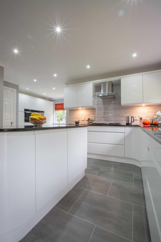 kitchen ideas white gloss3 1 - Mr and Mrs Pollards White Gloss Kitchen
