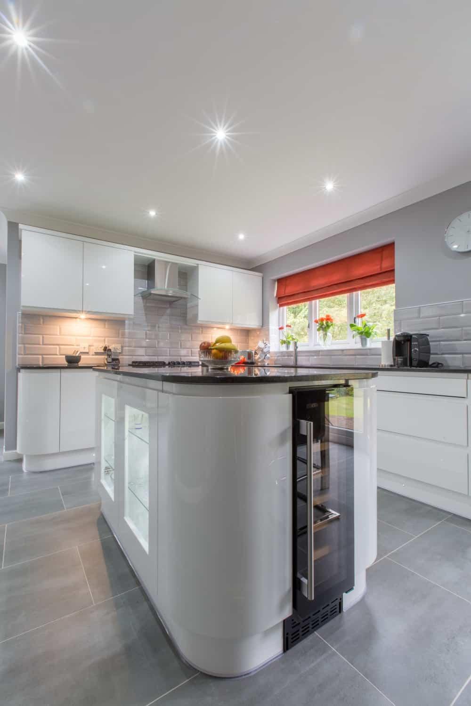 kitchen ideas white gloss4 1 - Mr and Mrs Pollards White Gloss Kitchen