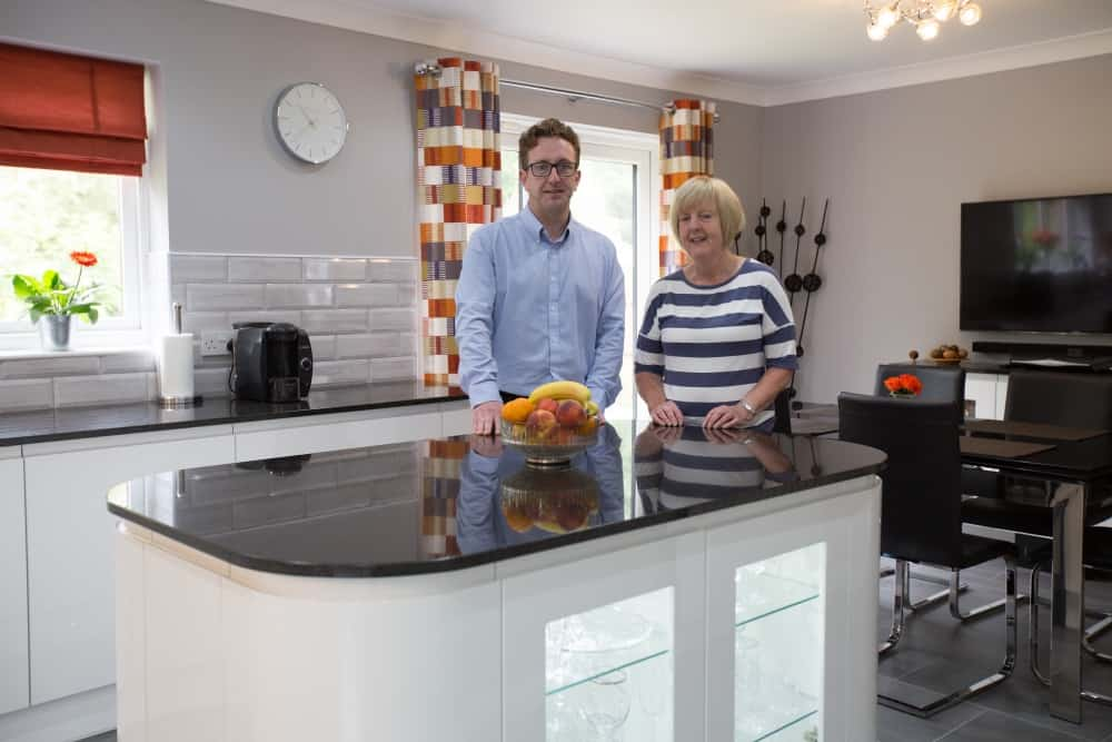 kitchen ideas white gloss8 1 - Mr and Mrs Pollards White Gloss Kitchen