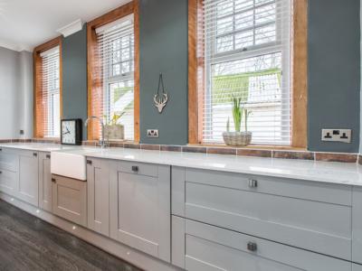 painted kitchen 9 400x300 - Blog