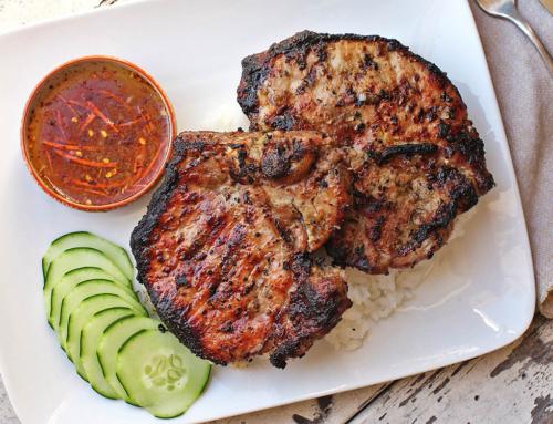 Vietnamese Style BBQ Pork