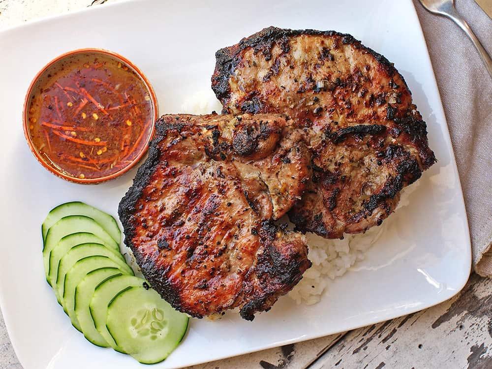 bbq pork - Vietnamese Style BBQ Pork