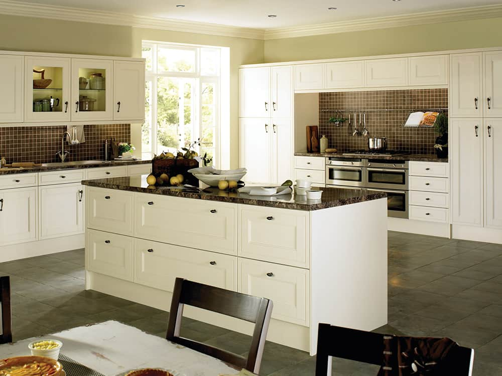 Alston Kitchen Kirkintilloch Falkirk - Traditional Kitchens