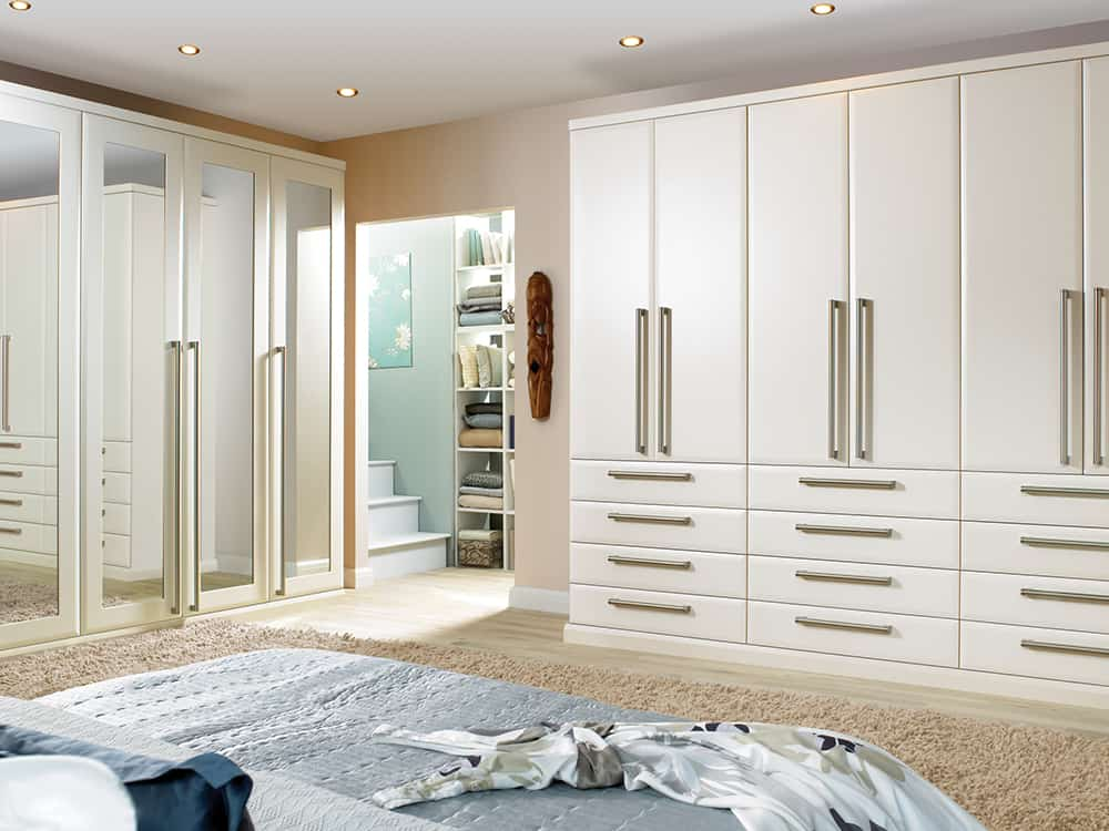 Ascot Oyster Fitted Bedroom Kirkintilloch - Bedrooms
