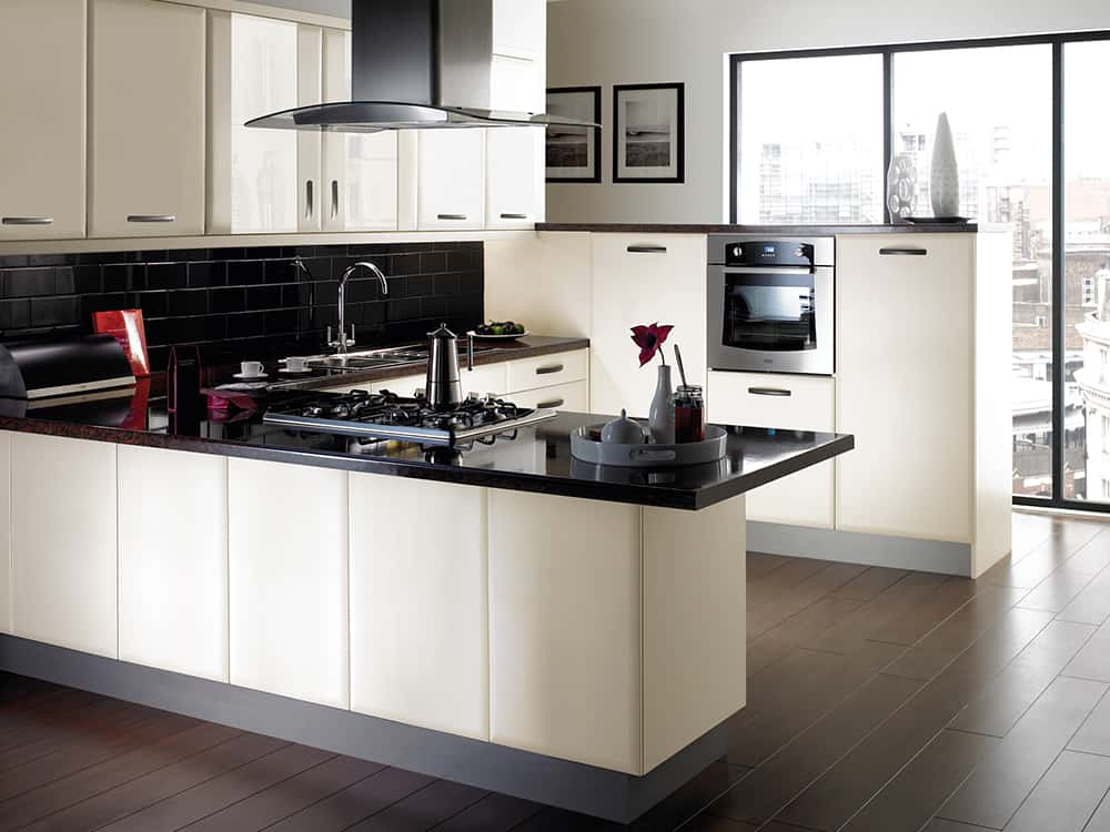Cologne Oyster Kitchen Kirkintilloch Falkirk - Modern Kitchens
