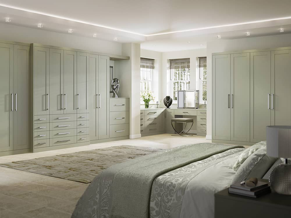Henley Dakar Fitted Bedroom Kirkintilloch - Bedrooms