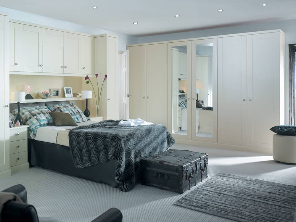 Henley Oyster Fitted Bedroom Kirkintilloch - Bedrooms