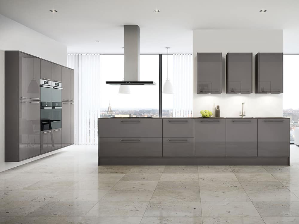 Image Dakota Kitchen Kirkintilloch Falkirk - Modern Kitchens