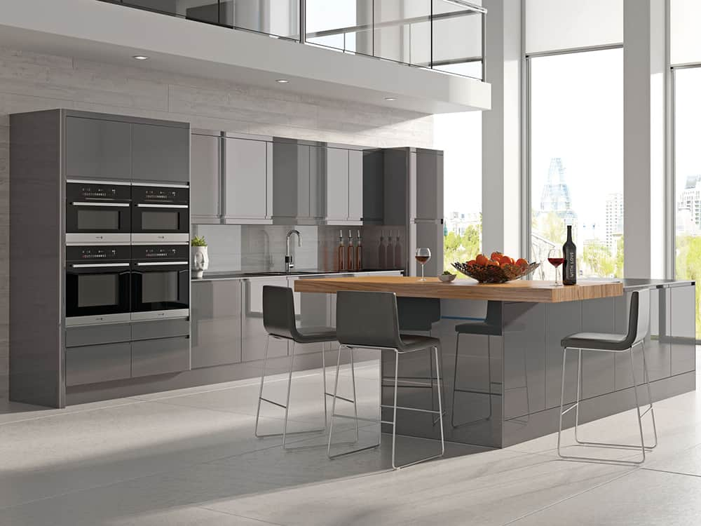 Integra Dakota Kitchen Kirkintilloch Falkirk - Modern Kitchens