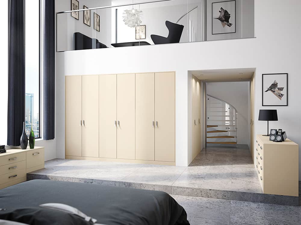 Melford Mussel Fitted Bedroom Kirkintilloch - Bedrooms