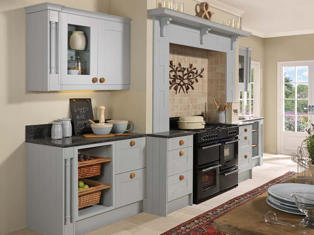 Pendle Pastel Kitchens Bathrooms Designed Fitted In