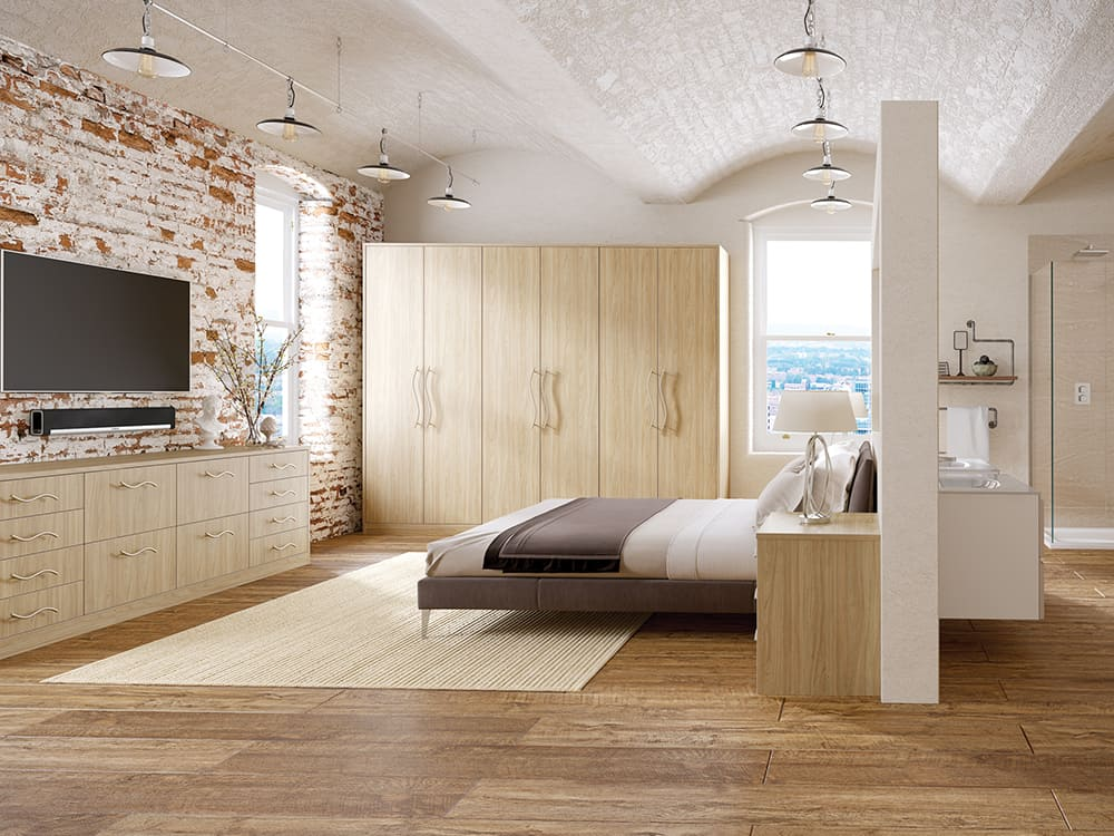 Tempo Elm Fitted Bedroom Kirkintilloch - Bedrooms