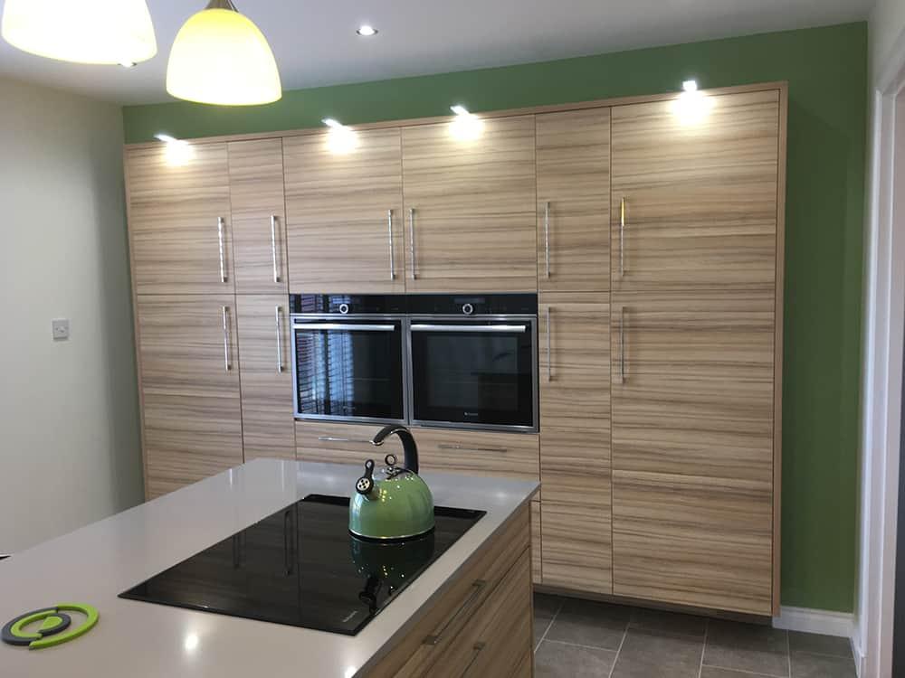bordolino oak kitchen 3 - Bardolino Oak Kitchen