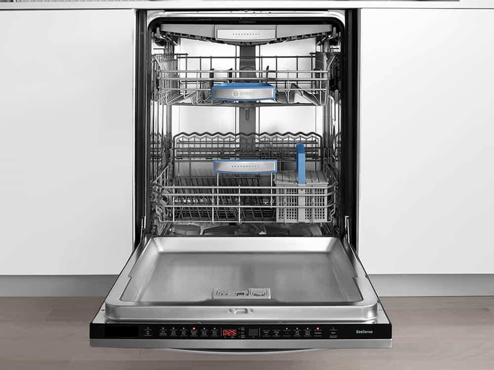 dishwasher blog - Think washing your dishes by hand instead of a dishwasher is more efficient? Think again...