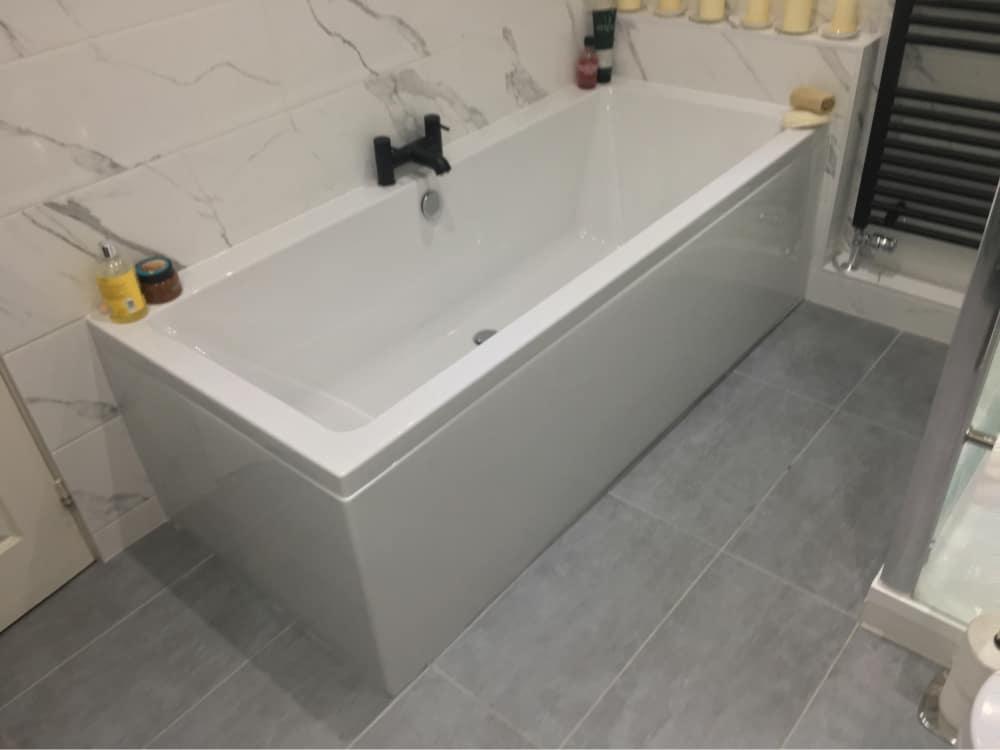 bathroom 3a 2 - Marble Bathroom
