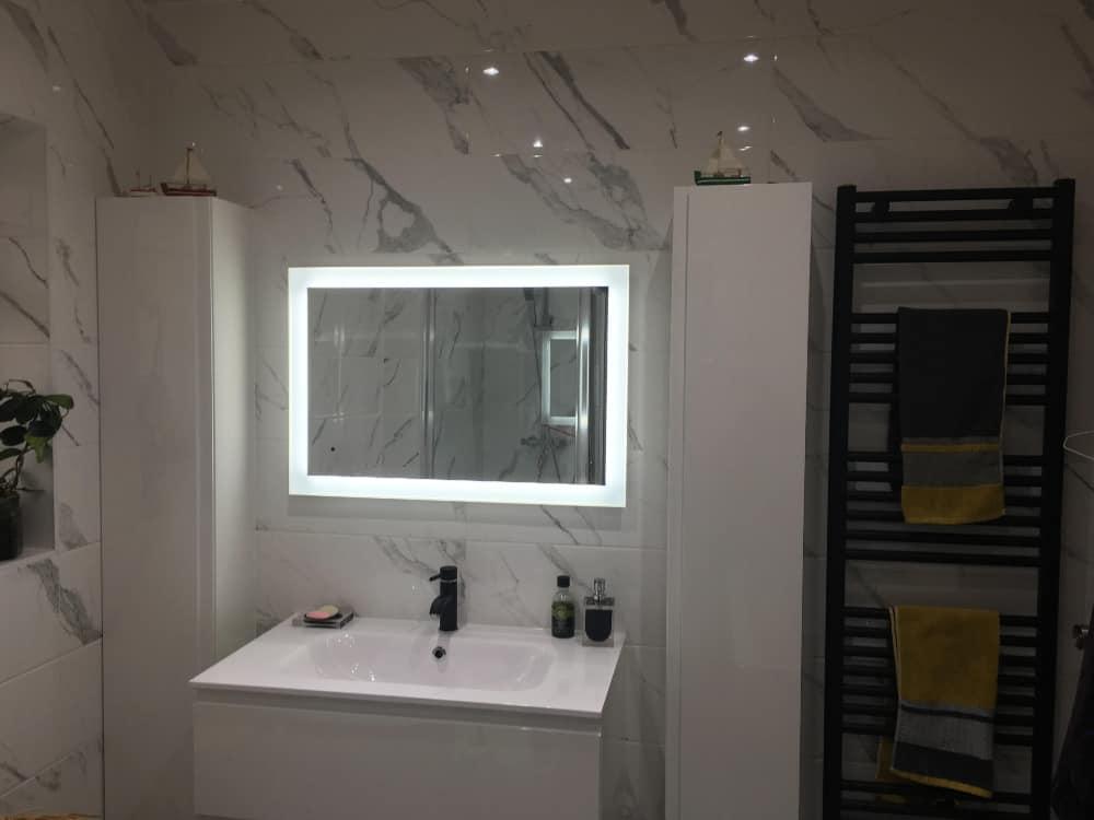 bathroom 4a 2 - Marble Bathroom