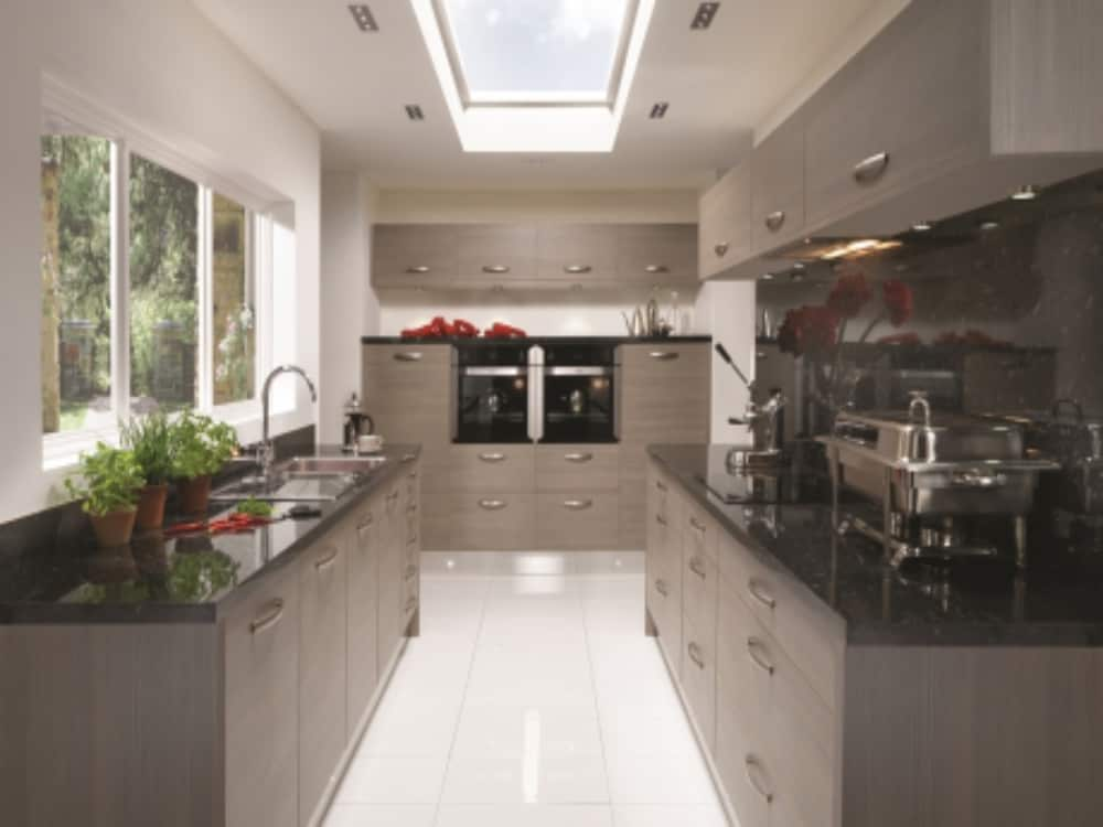 Avola Grey - Modern Kitchens