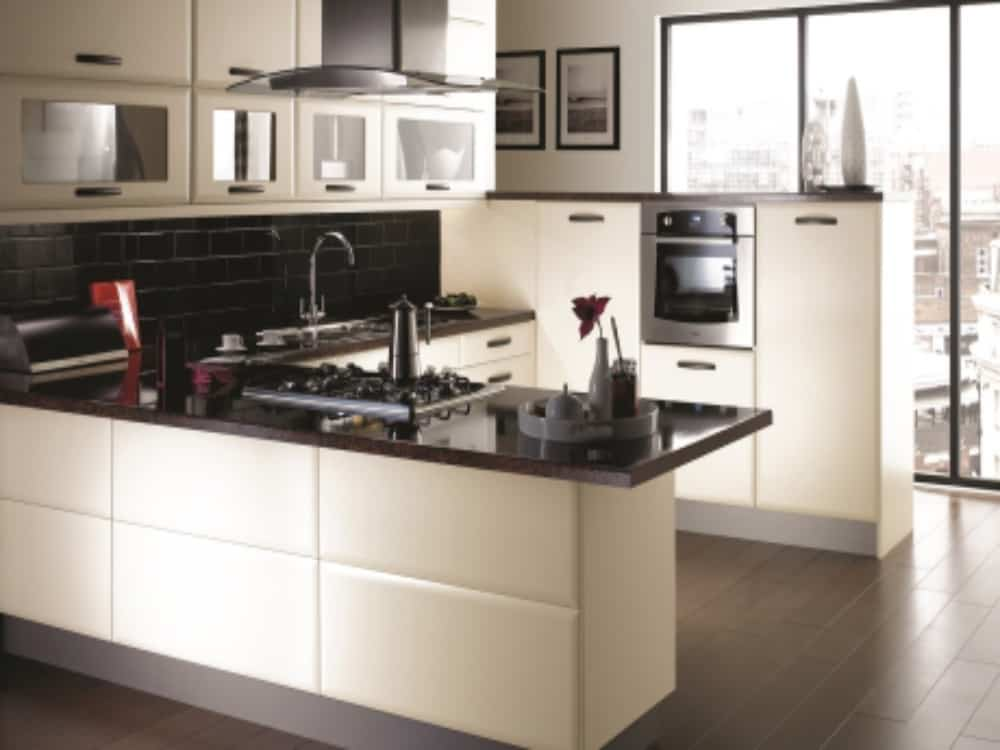 Cologne Oyster - Modern Kitchens