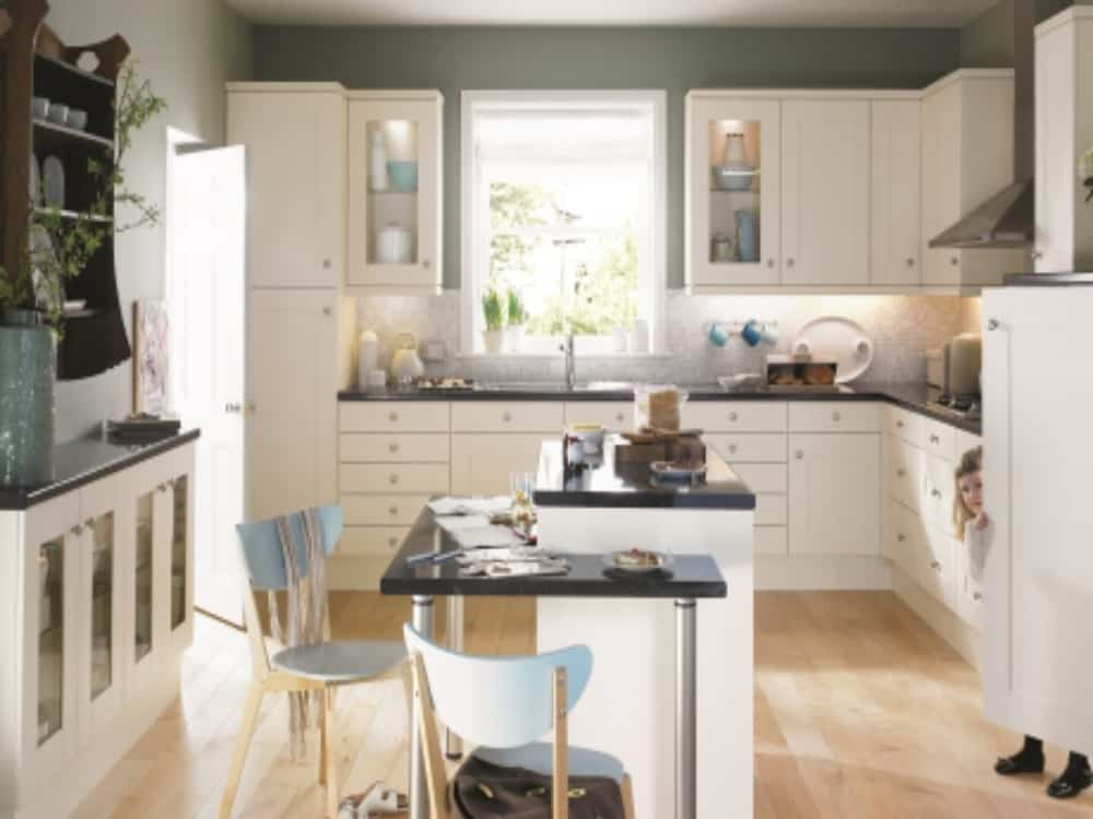 Flaxley Oyster - Traditional Kitchens