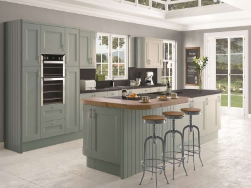 Haddington Fjord - Traditional Kitchens