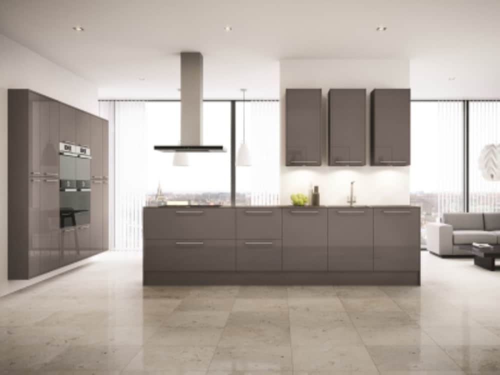 Image Dakota Grey - Modern Kitchens