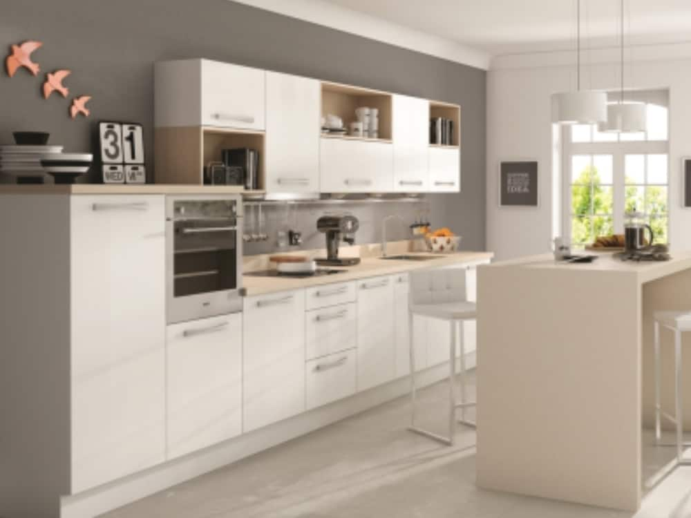 white - Modern Kitchens
