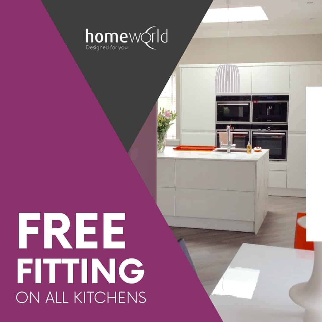 430613 HomeworldFreeFittingOnAllKitchens 2 instagram 051719 - Homepage - Kitchen Showroom Kirkintilloch and Falkirk