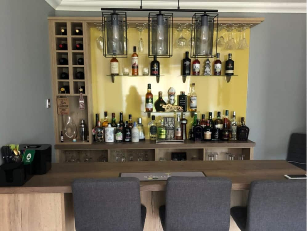 bar 1 - Home Bars
