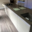 image 1 66x66 - Gloss Kashmir furniture with Silestone worksurface and Karndean flooring