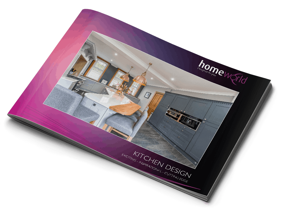 Homeworld Brochure Mock Up C - Kitchens Bishopbriggs – Kitchen Design Bishopbriggs