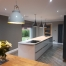 Kitchens Falkirk – Falconer Gloss Kitchen