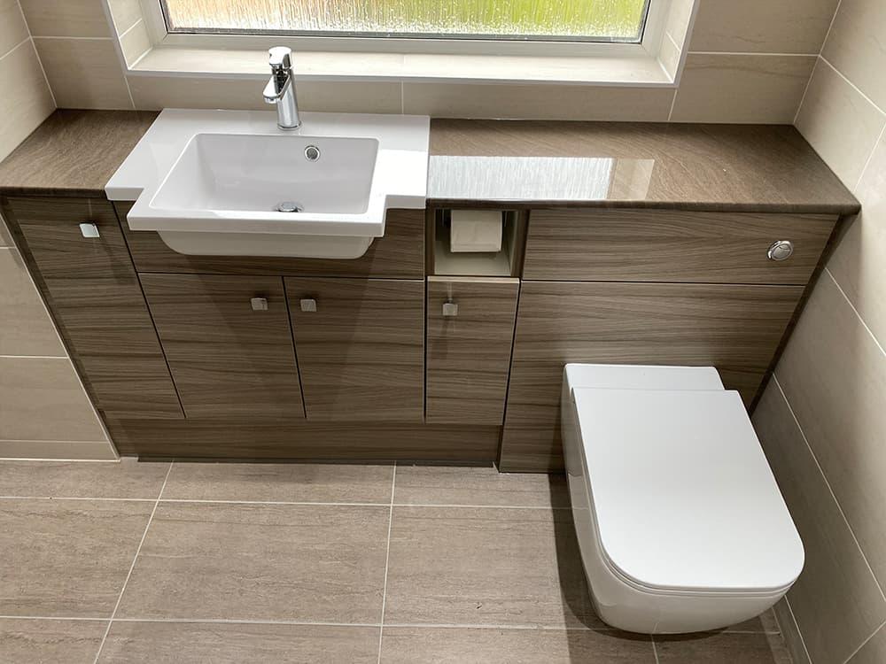2 2 - Mrs Morrow Bathroom Kirkintilloch